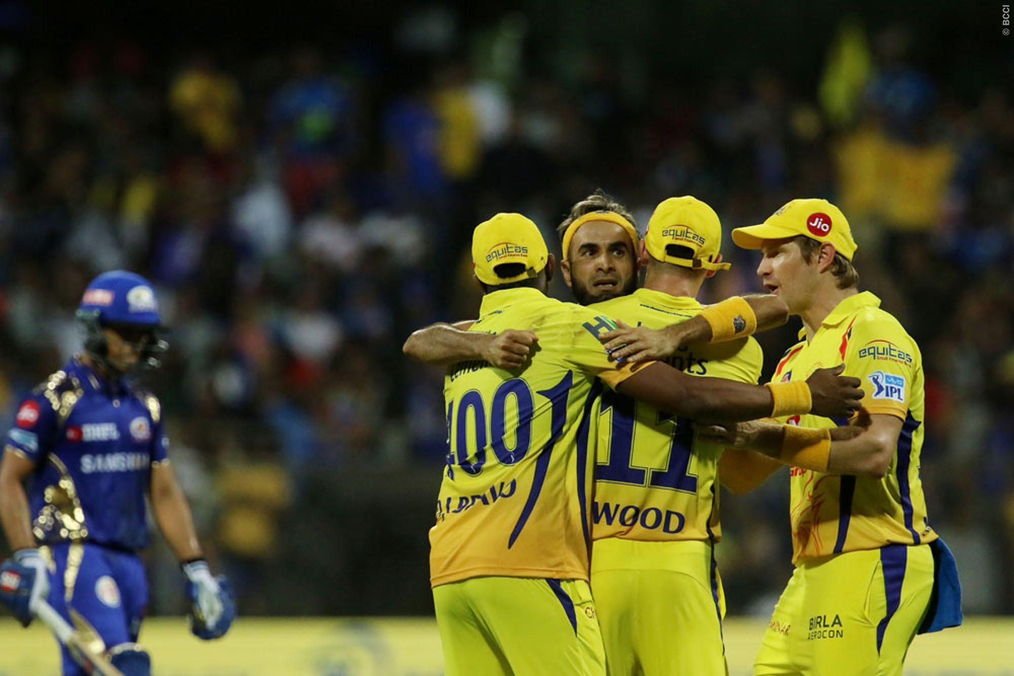 ट्विटर प्रतिक्रिया: रोमांचक मैच में मिली हार के बाद भी लोग हुए मुंबई इंडियंस के इस खिलाड़ी के दीवाने, तो सहवाग ने ब्रावो को खास अंदाज में दी जीत की बधाई