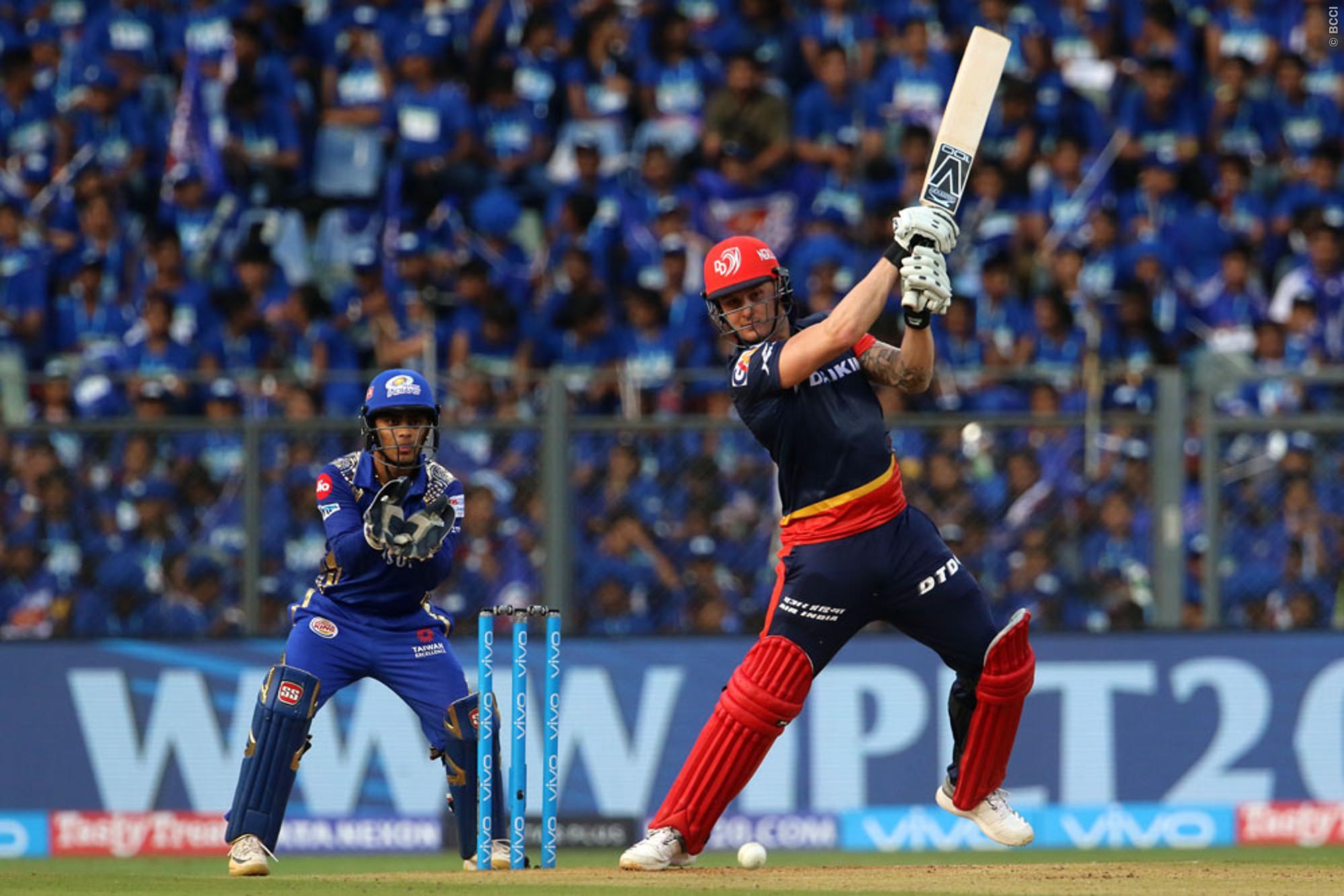 मैच रिपोर्ट: जेसन रॉय के तूफ़ान में उड़ी मुंबई, दिल्ली ने रोमांचक मुकाबले में 7 विकेट से दी करारी शिकस्त 3