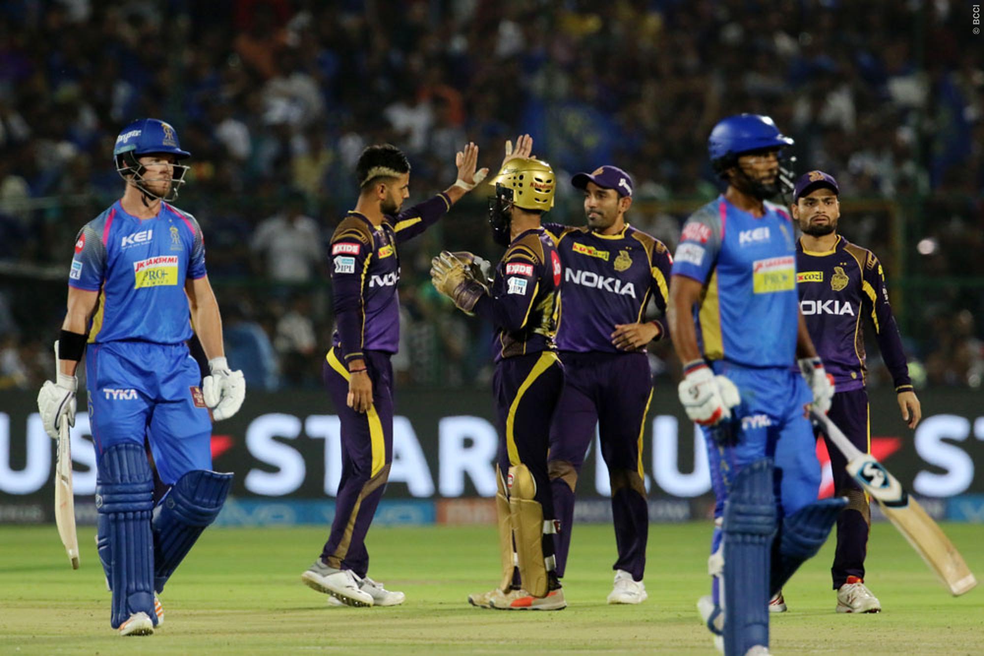 RECORD: कोलकाता की टीम ने रचा इतिहास सिर्फ आईपीएल में नहीं, बल्कि टी-20 फॉर्मेट में यह विश्व कीर्तिमान स्थापित करने वाली सबसे पहली टीम बनी केकेआर 22