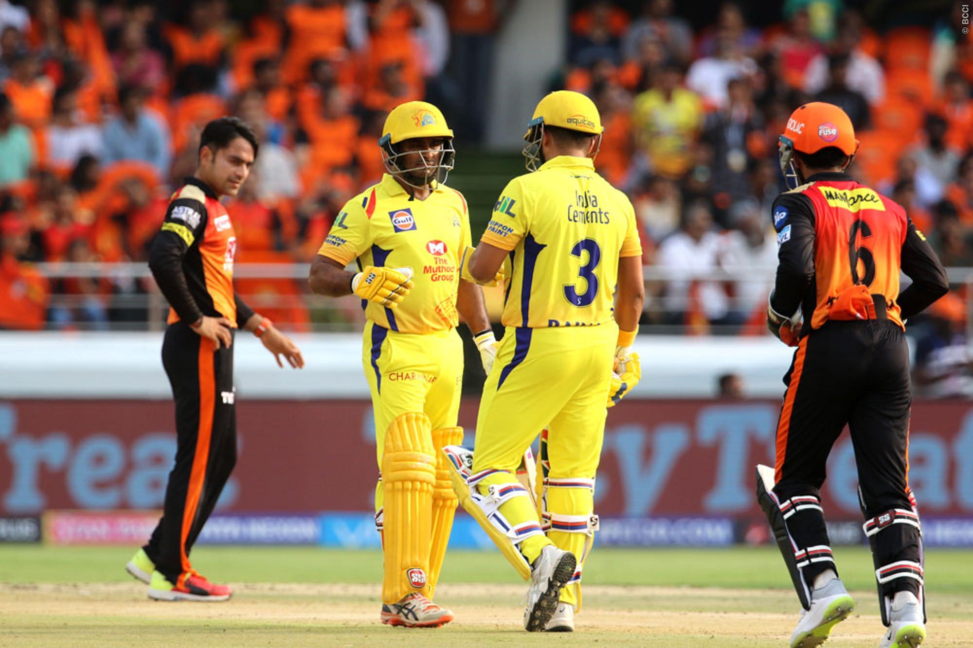 STATS: हैदराबाद और चेन्नई के बिच मैच में बने कुल 6 ऐतिहासिक रिकॉर्ड, लेकिन रैना ने कोहली को छोड़ा पीछे