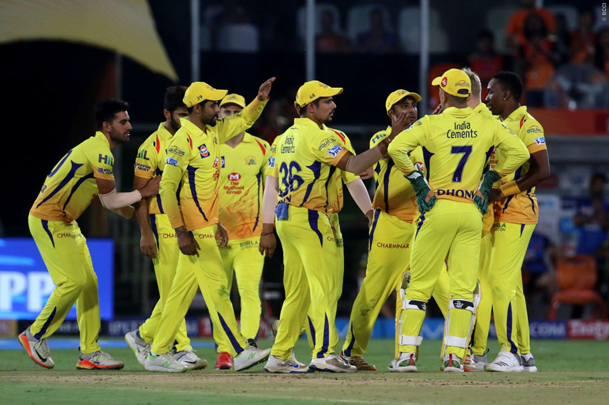 मैच रिपोर्टः रोमांचक रहा चेन्नई और हैदराबाद के बीच मुकाबला, लेकिन अंत समय में विलियम्सन से हुई बड़ी चुक