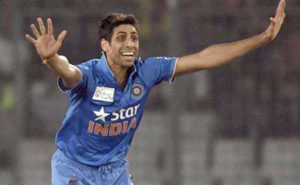 """Ashish nehra say's """"If he is a batsman then play hard now"""""""