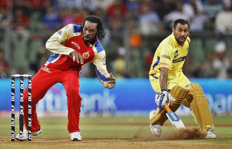 क्रिस गेल की आतिशी पारी के बाद किंग्स इलेवन पंजाब के खिलाड़ियों, सहवाग और प्रीटी जिंटा ने इस तरह मनाया जश्न 9