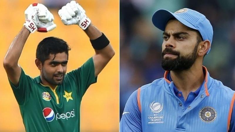 97 रनों की नाबाद पारी खेलने के बाद विराट कोहली से अपनी तुलना पर ये क्या बोल गये बाबर आजम