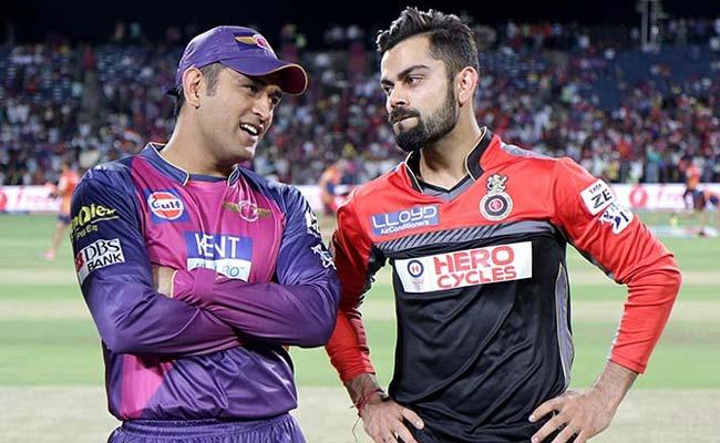IPL 2018: आईपीएल से पैसा कमाने के मामले में धोनी और रोहित से बहुत पीछे हैं विराट