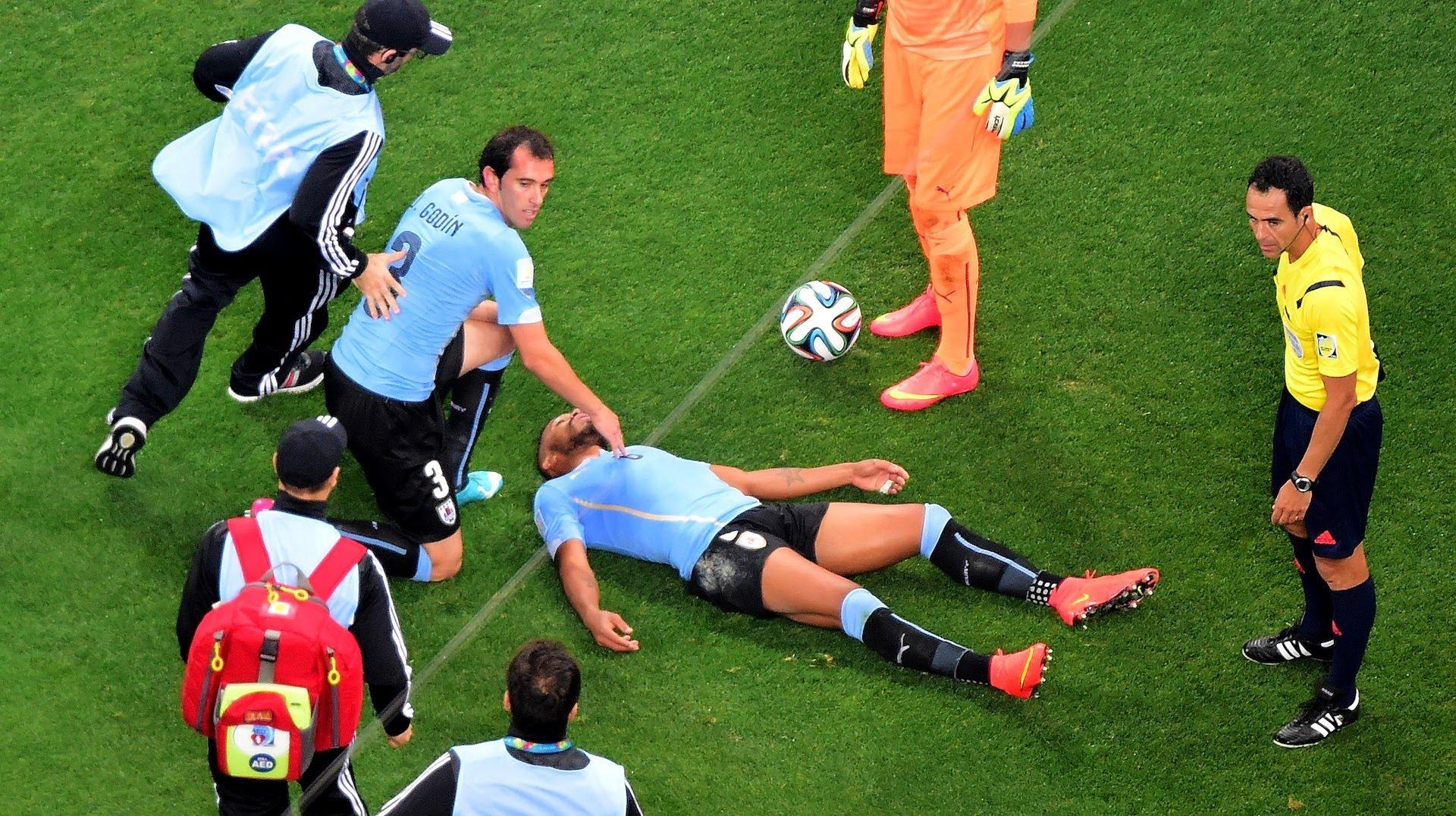 चोटिल पेरेरा फुटबाल विश्वकप में नहीं खेलेंगे