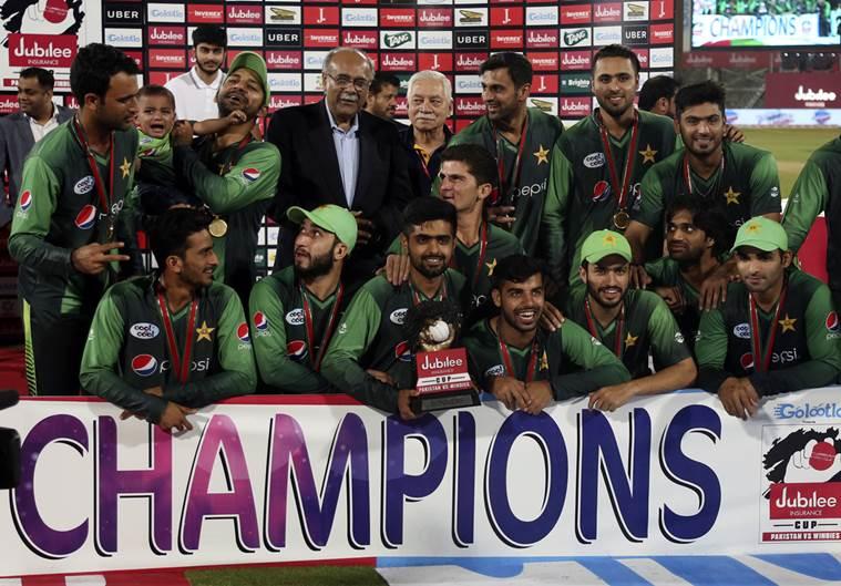कराची टी-20 : पाकिस्तान ने 3-0 से जीती सीरीज
