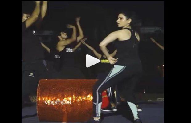 वीडियो- आईपीएल की ओपनिंग सेरेमनी से पहले ही तमन्ना भाटिया के डांस का वीडियो हुआ लीक, 3 घंटे पहले आप भी देख सकते है ये डांस