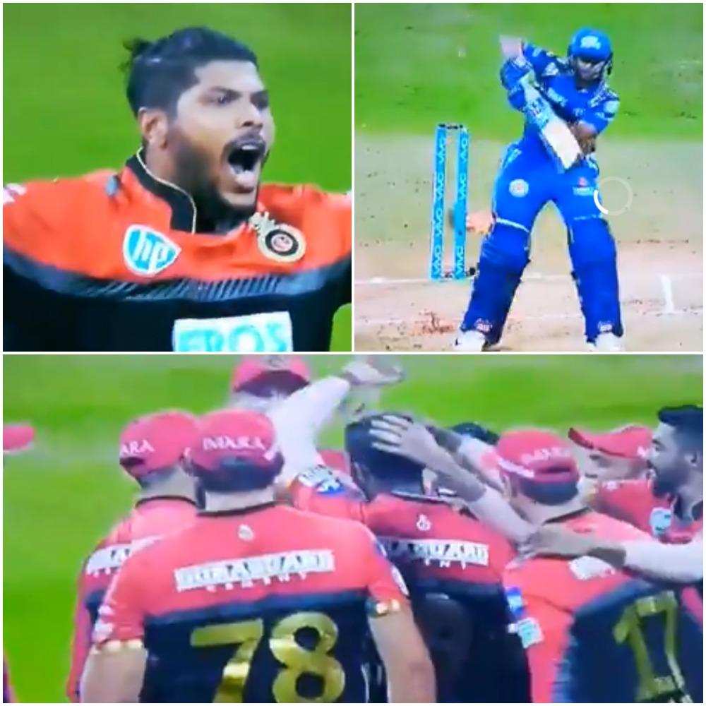 वीडियो : 0.1 और 0.2 ओवर पर उमेश यादव ने कराया गेंद को ऐसे स्विंग देख हैरान रह गये विराट और डिविलियर्स जैसे दिग्गज 40