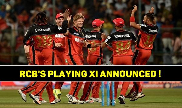 PLAYING XI: 5 मैच हारने के बाद मुंबई के खिलाफ प्ले ऑफ की उम्मीद बरकरार रखने के लिए कोहली अपने इस दिग्गज खिलाड़ी की करायेंगे टीम में वापसी