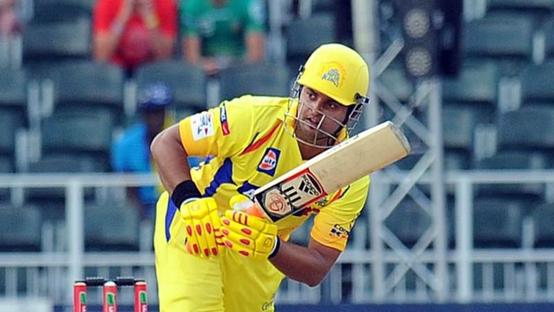 सुरेश रैना ने खोला राज क्यों राजस्थान के खिलाफ मैच के दौरान गुस्से में धोनी ने फेंकी थी गेंद 4