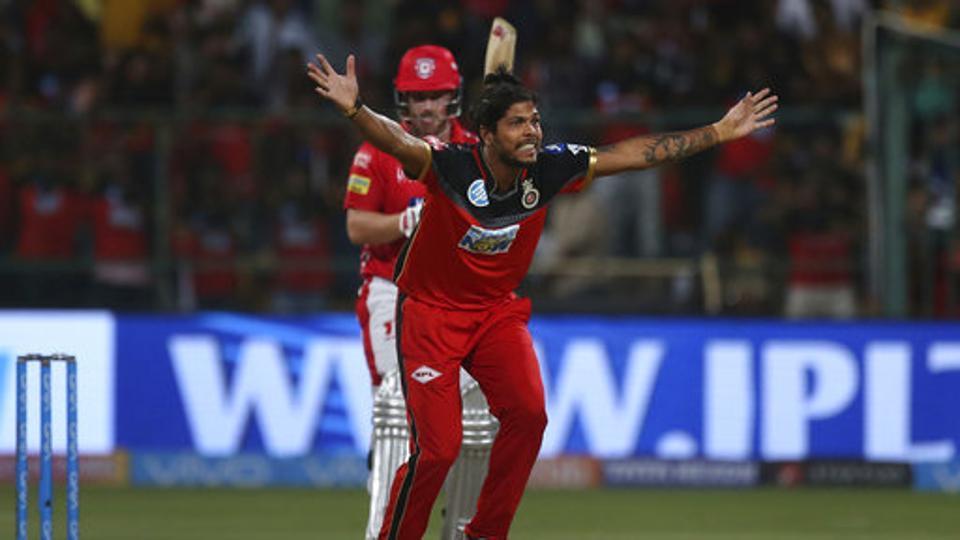 IPL 2018: चेन्नई के खिलाफ भले ही हार गयी बैंगलोर लेकिन इस मामले में दोहरा शतक लगा गये उमेश 1