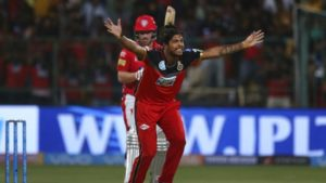 Umesh yadav create a new record in Ipl