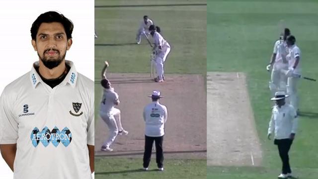 विराट कोहली का इंग्लैंड मिशन शुरू इशांत ने पहले गेंद से और अब बल्ले से अंग्रेजो को किया परेशान 55