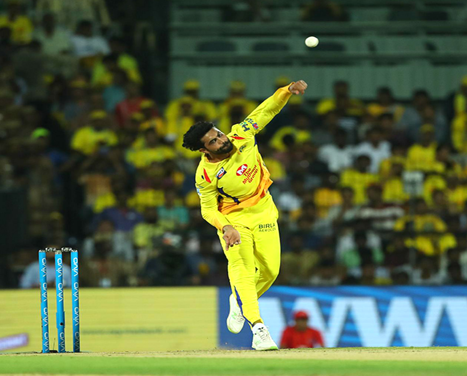 रविंद्र जडेजा आलराउंडर प्रदर्शन कर आज दिला सकते है चेन्नई को जीत, ये रही वजह 1