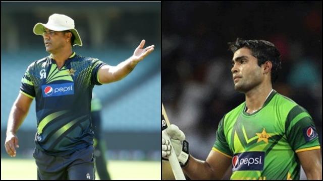 पाकिस्तान के विवादित क्रिकेटर उमर अकमल ने अपने पूर्व कोच वकार यूनिस पर लगाए सनसनीखेज आरोप 20