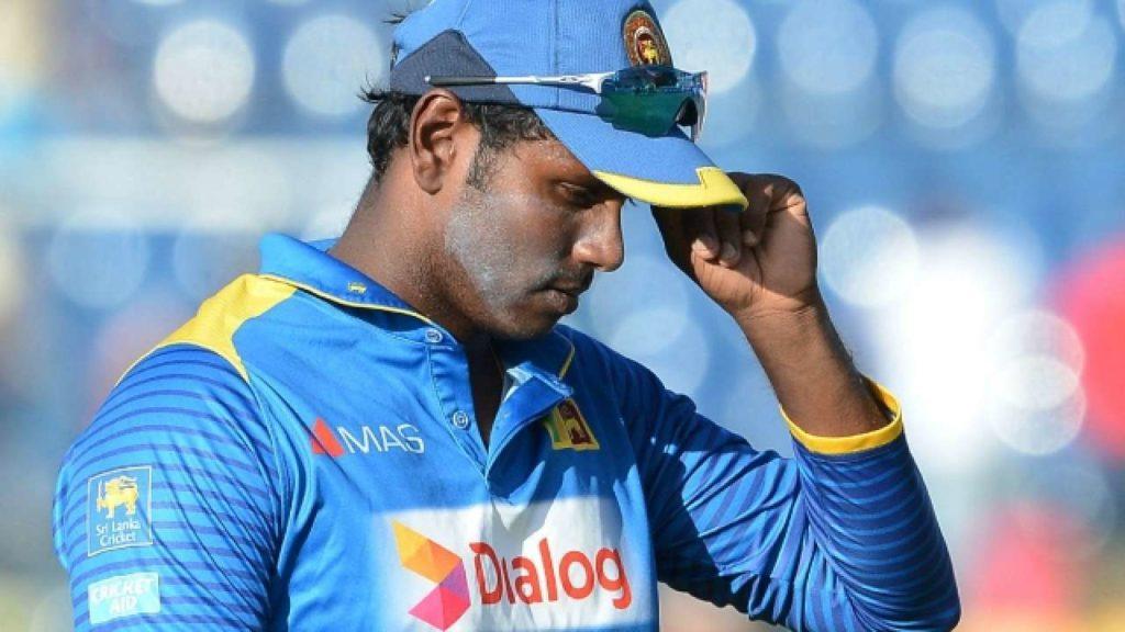 श्रीलंका के पूर्व कप्तान एंजोलो मैथ्यूज ने यो-यो टेस्ट किया पास, ऐसे जतायी अपनी खुशी 1