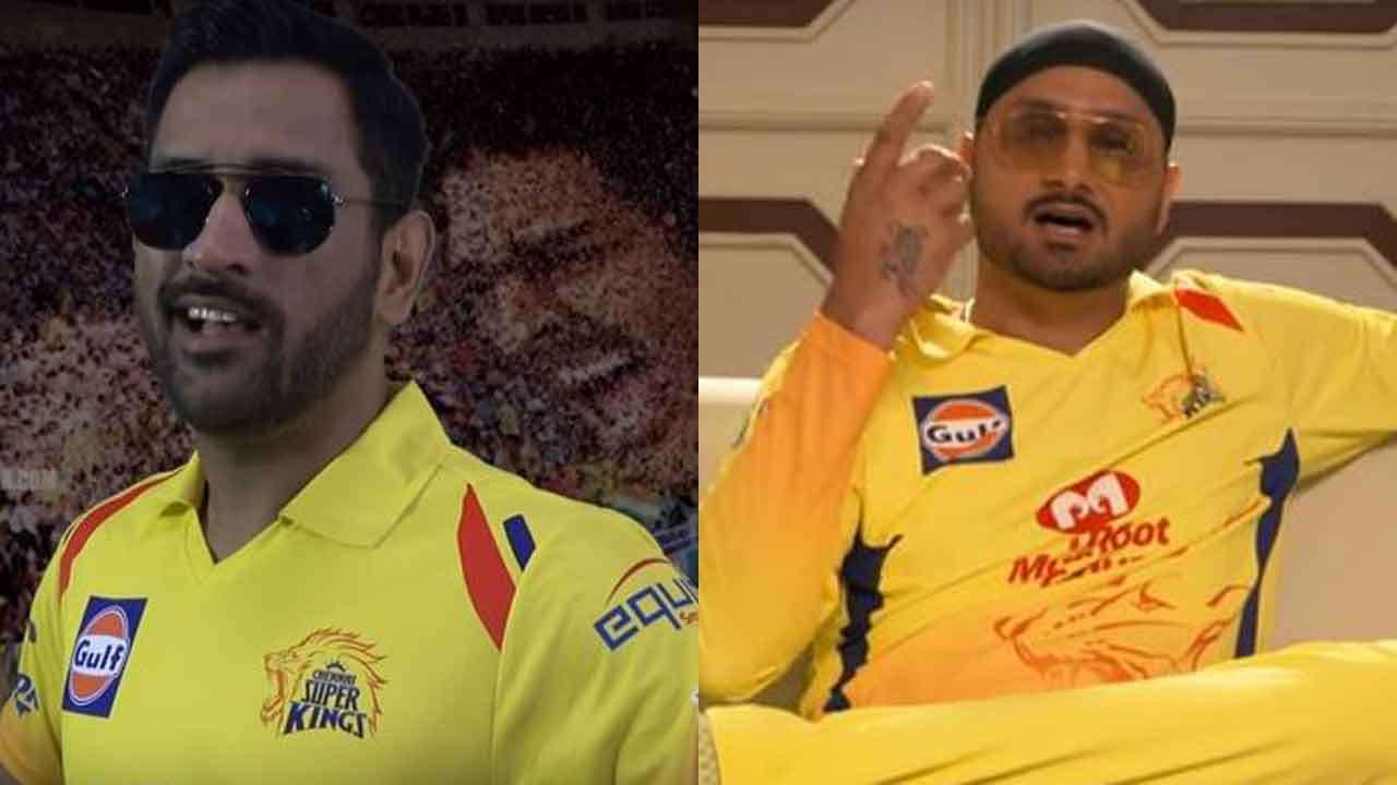 महेंद्र सिंह धोनी ने किया साफ़ इस वजह से टीम में शामिल करने के बाद भी नहीं देते है हरभजन सिंह को गेंदबाजी 34
