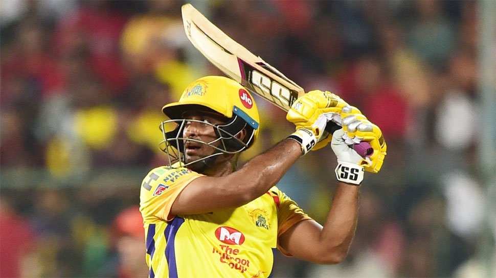 रायडू ने धोनी नहीं बल्कि विराट कोहली को दिया इस आईपीएल में सफल बल्लेबाजी का श्रेय 23