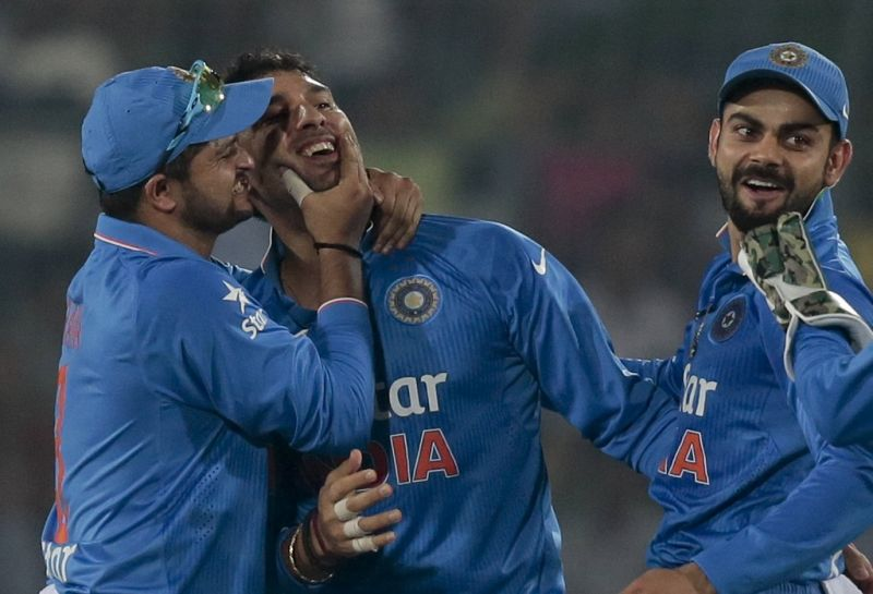 युवराज सिंह को मिला विश्वकप 2019 में जगह तो भारत का विश्वकप जीतना तय, ये रहें 5 कारण 4