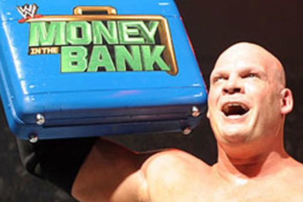 जाने किस रेसलर ने कितने बार किया है 'मनी इन द बैंक' में प्रतिभाग ? 1