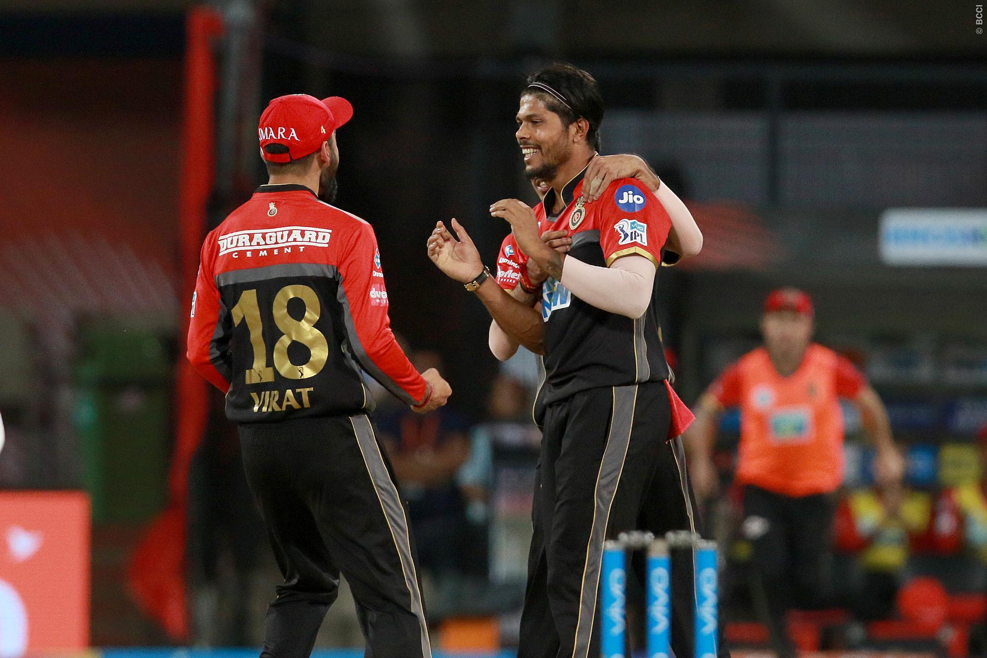 KXIP VS RCB- मैन ऑफ द मैच लेते समय उमेश यादव ने खोला अपनी सफलता का राज, कैसे मिलते है टी-20 में विकेट