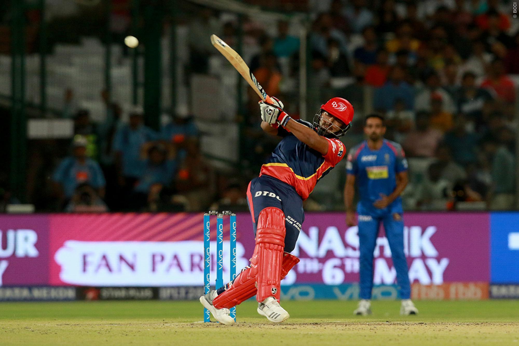 STATS: दिल्ली और राजस्थान के मैच में बने कुल 9 रिकॉर्ड, ऋषभ पंत ने तोड़ डाला रोहित शर्मा का वर्षों पुराना रिकॉर्ड