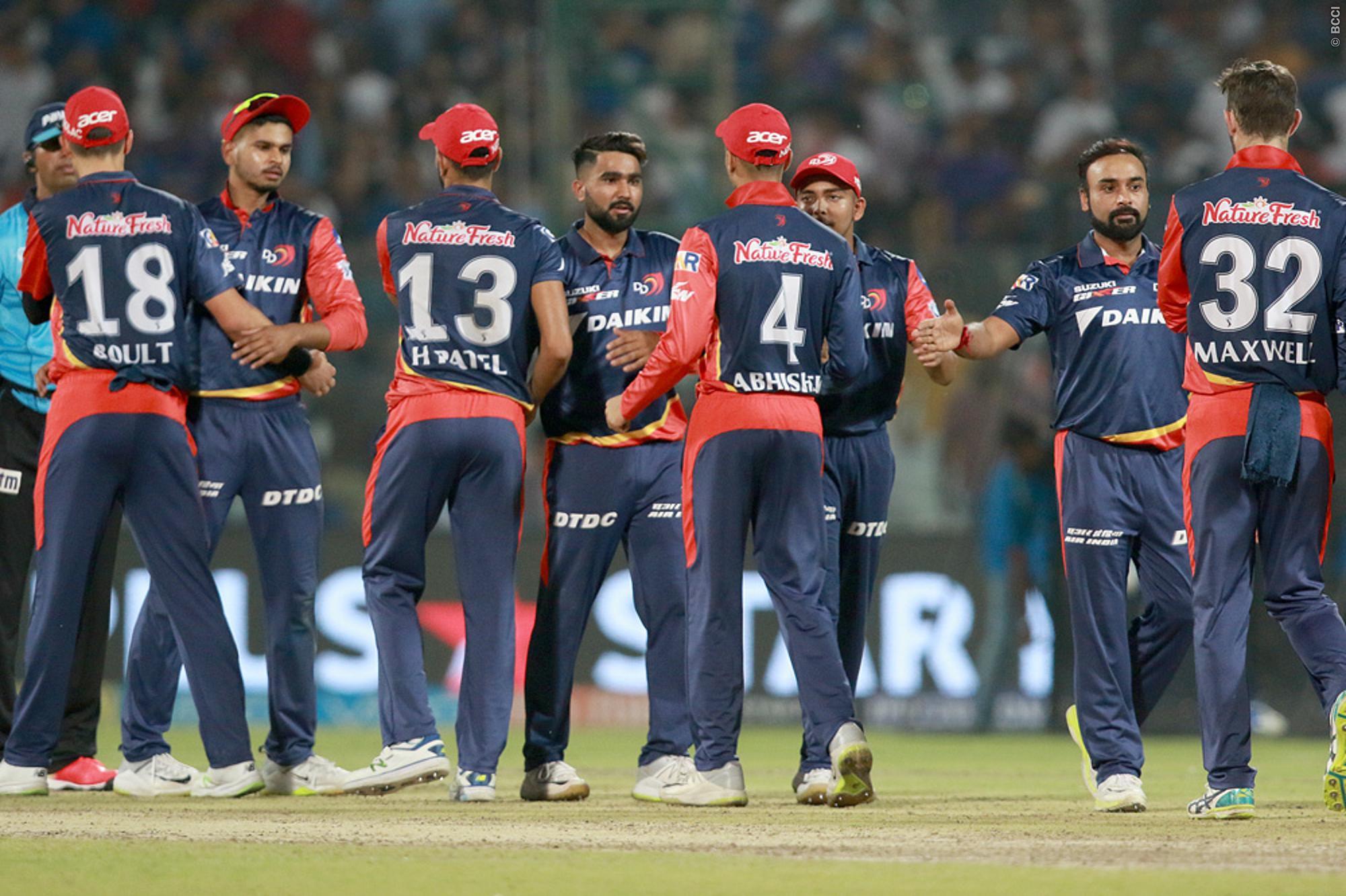 IPL 2019- दिल्ली डेयरडेविल्स इन पांच खिलाड़ियों को कर सकती है अगले सीजन में बाहर