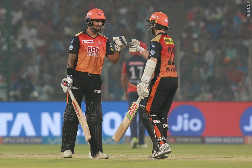 STATS: हैदराबाद और दिल्ली के मैच के बिच मैच में बने कुल 9 रिकॉर्ड, पन्त के नाम दर्ज हुए 7 ऐतिहासिक रिकॉर्ड 3