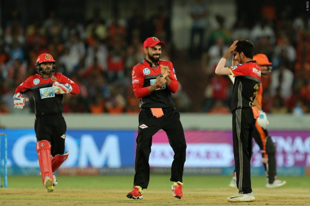 IPL 2018: आईपीएल से बाहर होने के बाद फूटा विराट कोहली का गुस्सा सीधे तौर पर इन्हें ठहराया हार का जिम्मेदार 3