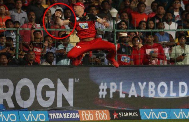 वीडियो-TNPL में शाहरुख खान ने लिया हैरतअंगेज कैच, दिलाई एबी डीविलियर्स के कैच की याद 6