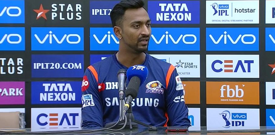IPL 2018: क्रुणाल पांड्या ने बताया हार्दिक के साथ बल्लेबाजी करने में क्यों महसूस होता है दबाव 35