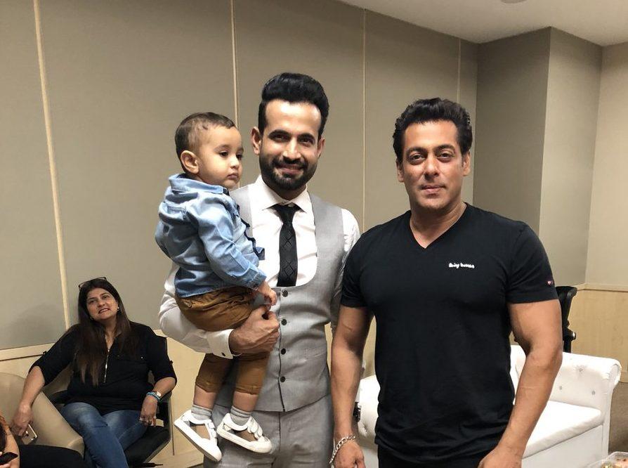 IPL 2018 का सीजन खत्म होते ही इरफान पठान ने खोला सलमान खान का राज 36