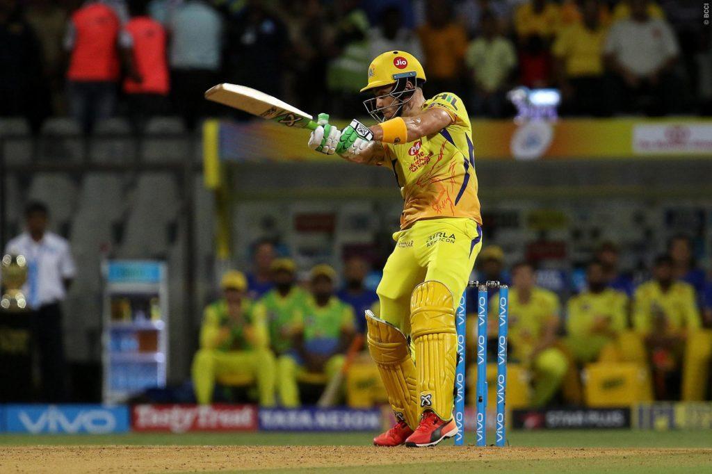 IPL 2018- फाफ के अलावा धोनी ने इस शख्स को दिया चेन्नई के फाइनल में पहुंचने का पूरा-पूरा श्रेय 4