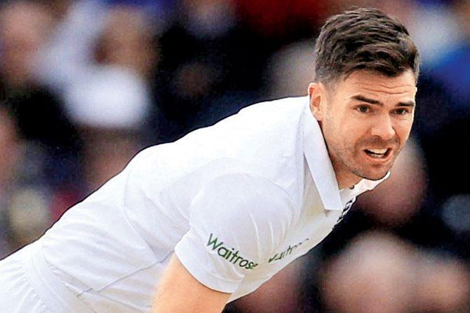 जेम्स एंडरसन ने सभी को चौंकाते हुए अपनी चोट का जिम्मेदार भारतीय टीम को बताया 26