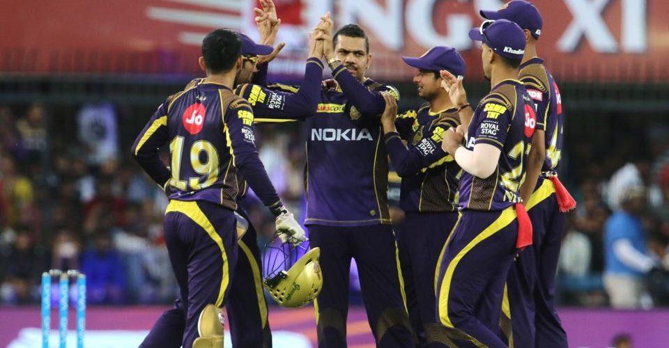 बाल-बाल बची कोलकाता नाईट राइडर्स की टीम, खिलाड़ियों ने कहा करीब से देखा मौत 1