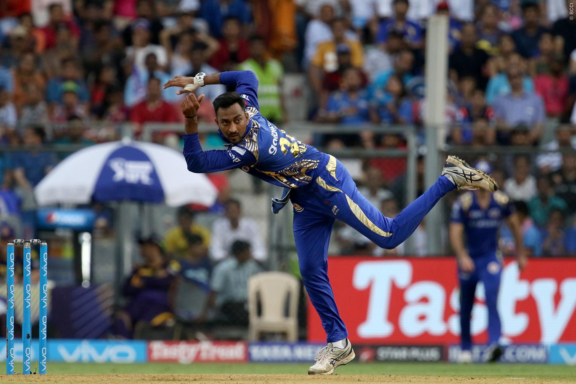 IPL 2018: दिल्ली डेयरडेविल्स के खिलाफ अंतिम ओवर में कृणाल पंड्या और रोहित शर्मा के बीच हुई थी मतभेद कूद पंड्या ने बताया वजह 31