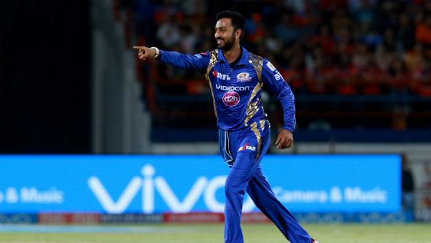 VIDEO: स्पिन पर कृणाल पंड्या ने इंग्लैंड के खिलाफ कराया बाउंस गेंद तो राशिद खान ने दिया मजेदार रिएक्शन 1