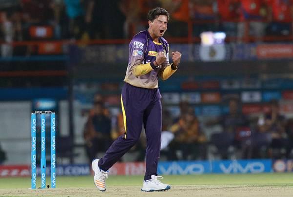 """तीसरी बार विकेट का """"चौका"""" जड़ने के बाद कुलदीप ने इस विदेशी खिलाड़ी को बताया अपना आदर्श 2"""