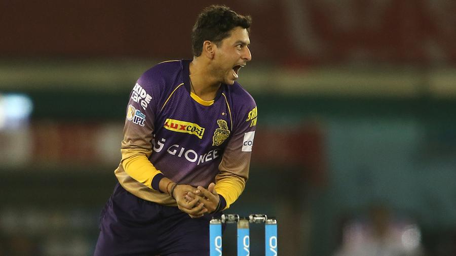 """तीसरी बार विकेट का """"चौका"""" जड़ने के बाद कुलदीप ने इस विदेशी खिलाड़ी को बताया अपना आदर्श 3"""