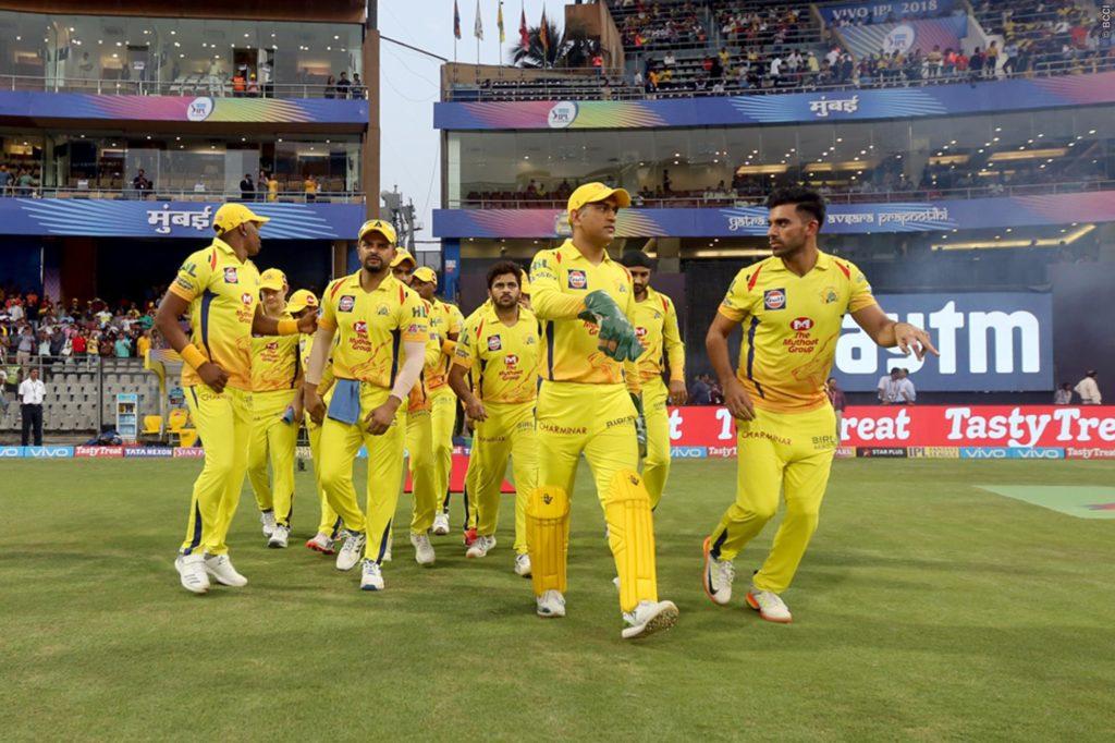 IPL 2018- फाफ के अलावा धोनी ने इस शख्स को दिया चेन्नई के फाइनल में पहुंचने का पूरा-पूरा श्रेय 8