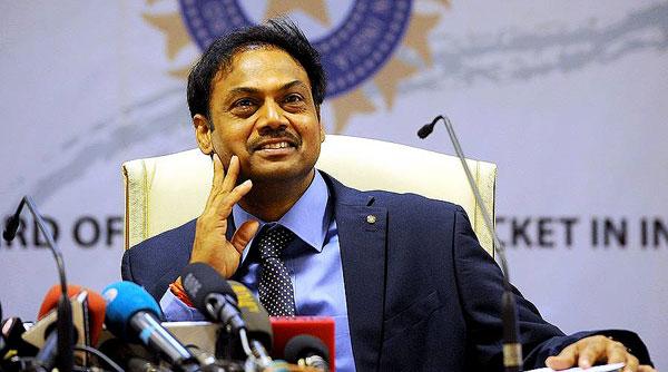 Image result for எம் எஸ் கே பிரசாத்
