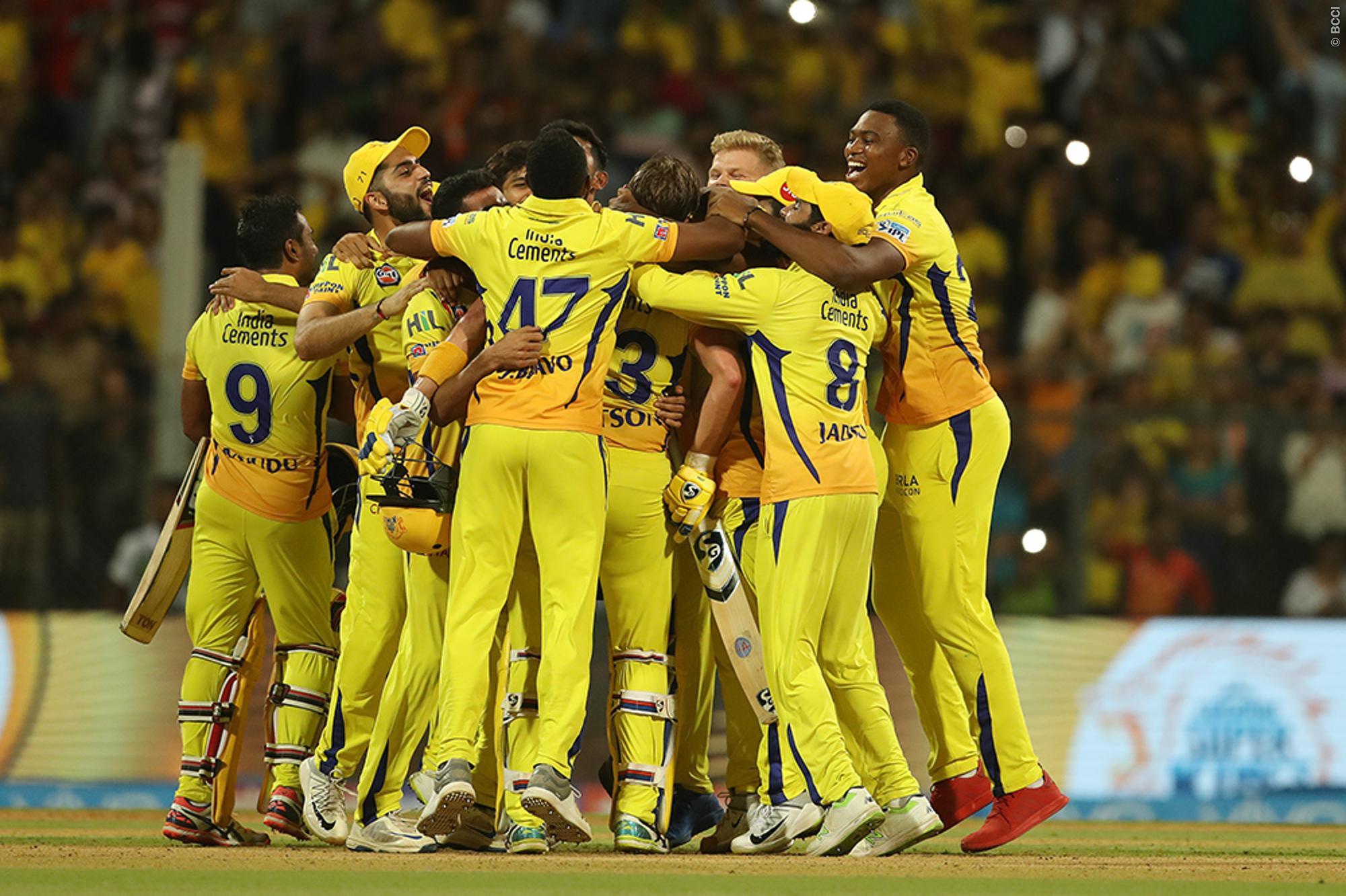 वीरेंद्र सहवाग ने चेन्नई के फाइनल जीतने के बाद धोनी को ख़ास अंदाज में दी बधाई 55