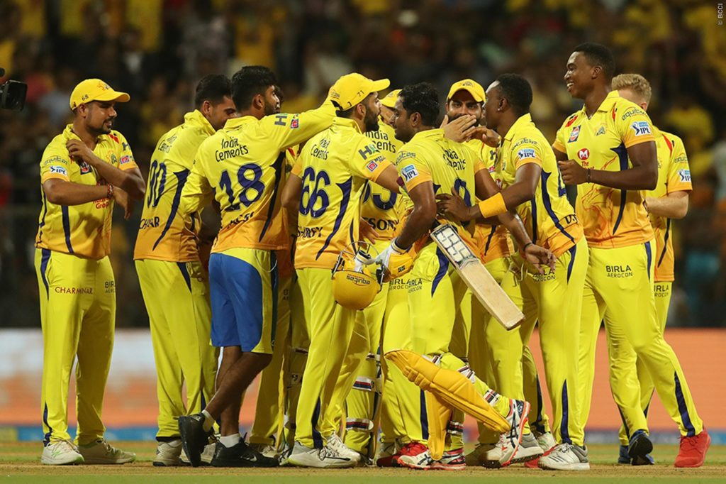 आईपीएल फाइनल- चेन्नई सुपर किंग्स की जीत के बाद इंग्लैंड के कप्तान ने धोनी और कोच फ्लेमिंग को दिया ये नया नाम 2