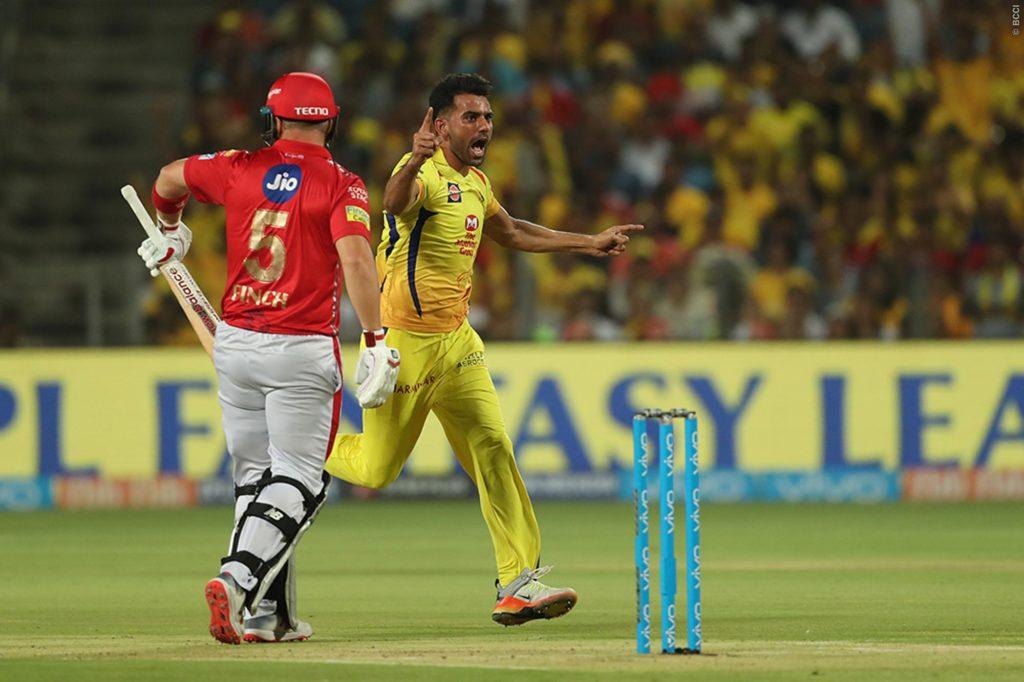 पंजाब पर शानदार जीत के बाद धोनी ने बताई वो वजह, जिसके चलते दीपक चहर और हरभजन को भेजा अपने से पहले 3