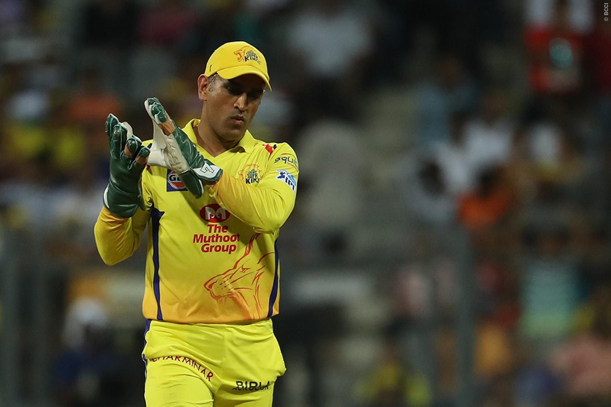 IPL 2018- फाफ के अलावा धोनी ने इस शख्स को दिया चेन्नई के फाइनल में पहुंचने का पूरा-पूरा श्रेय