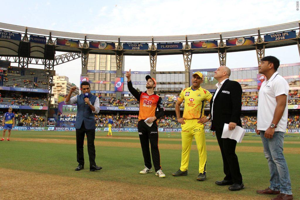 IPL 2018- फाफ के अलावा धोनी ने इस शख्स को दिया चेन्नई के फाइनल में पहुंचने का पूरा-पूरा श्रेय 1