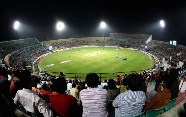 SRHvKKR: जानिये आईपीएल में कैसा रहा है राजीव गांधी इंटरनेशनल स्टेडियम का रिकॉर्ड 5