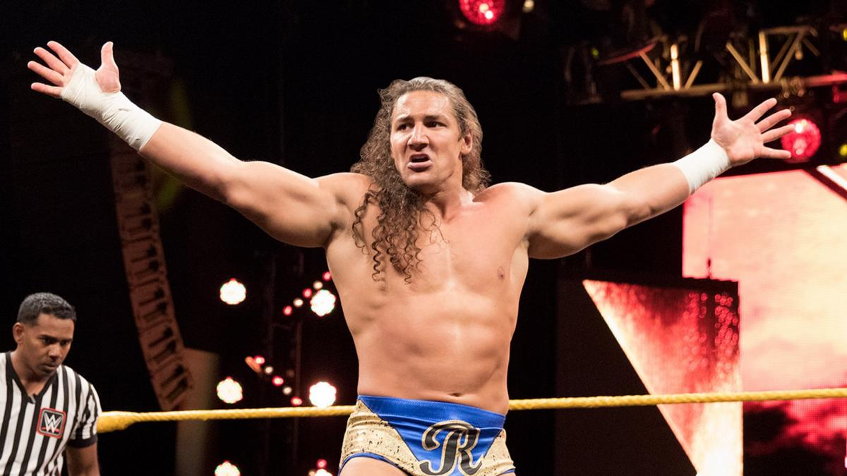 NXT के इस दिग्गज सुपरस्टार को लगी चोट, खतरें में पड़ा WWE करियर 1
