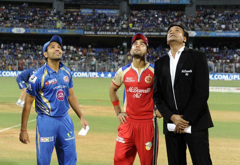 RCBvMI: जाने कैसा होगा आज बंगलौर में मौसम का हाल, क्या हो पायेगा पूरा मैच ? 7